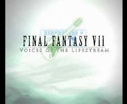 Final Fantasy VII Voices Of The Lifestream: Short Skirts