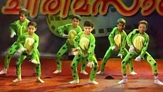 Wonderful Dance Performance By Kids   Crazy FROG Dance   Malayalam Comedy Stage Show 2016