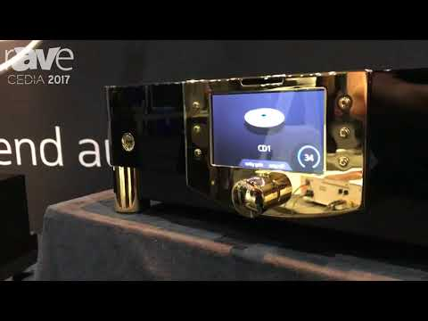 CEDIA 2017: MBL Unveils Noble Line N51 Integrated Amplifier