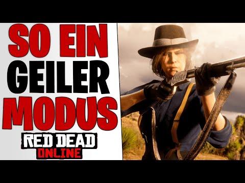 WIR SPIELEN ZUSAMMEN - Geiler Modus im Neuen Update   Red Dead Blood Money DLC