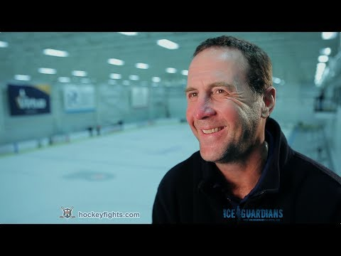 Ice Guardians Extras: Dave Brown