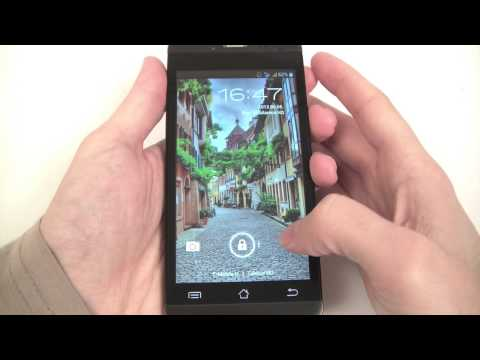 Jiayu G3 unboxing and review