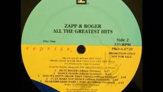Watch Zapp  Roger Dance Floor video
