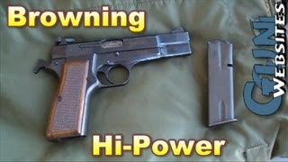 Browning BDM 9mm Pistol