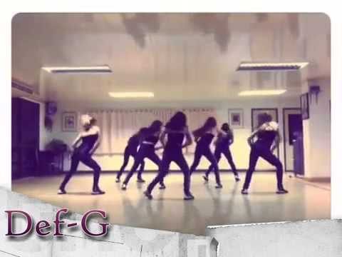 Def-G Cover Evo9 Make you dance
