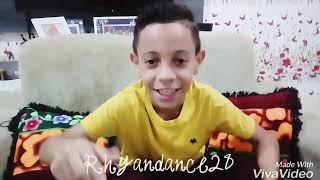 Rhyan dança / Hipnotizou Léo Santana e Xandy Harmonia do Samba