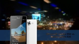 Microsoft Lumia 950 vs. NOKIA Lumia 930: Speed Comparison