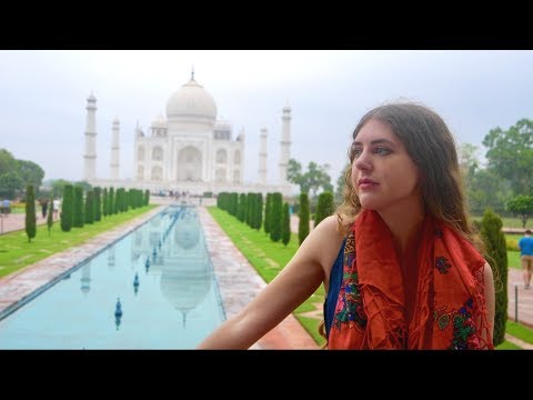 India's Amazing TAJ MAHAL Story