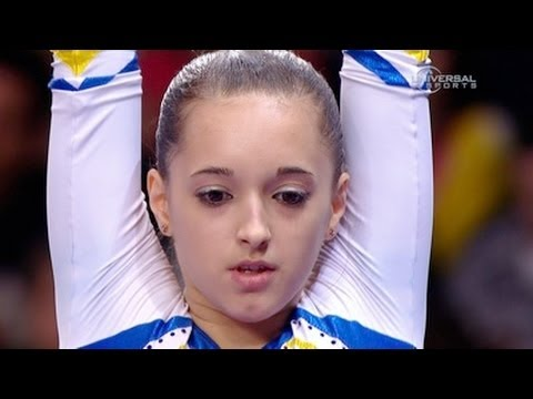 Larisa Iordache takes 3rd in 2012 American Cup - from Universal Sports
