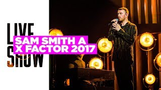 Download Lagu Sam Smith presenta Too Good At Goodbyes a X Factor Italia - Live Show 2 Gratis STAFABAND