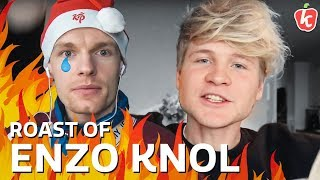 THE ROAST OF ENZO KNOL | Kalvijn