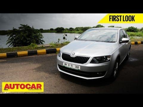2013 Skoda Octavia Petrol & Diesel India Drive   Web Exclusive   Autocar India