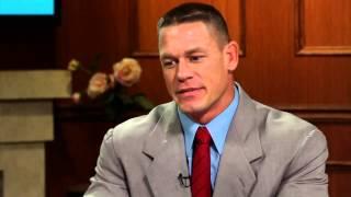 John Cena talks about anime