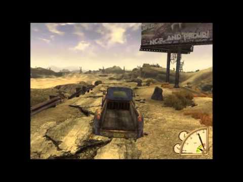 Fallout New Vegas Cars Fallout New Vegas Xre Cars