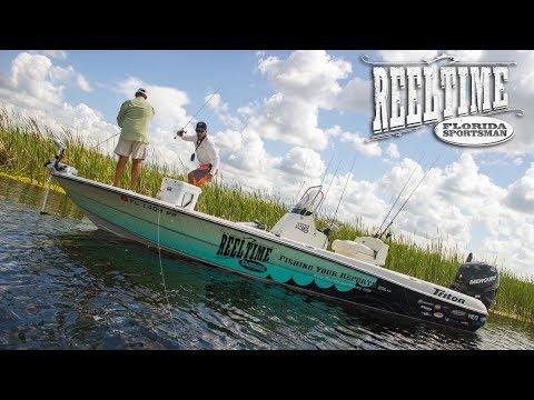 Reel Time Florida Sportsman   Largemouth Bass  Trip to the Freshwater   Season 2 Ep  4 RTFS