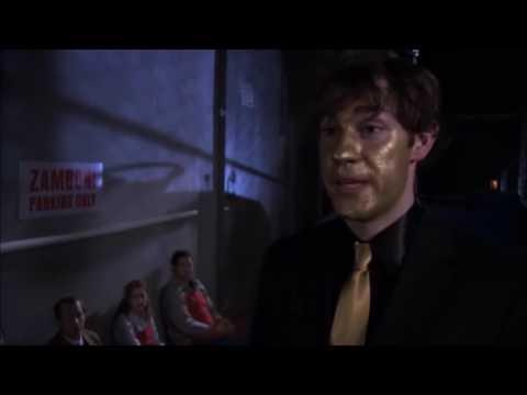 The Office: Michael Scott movie Threat Level Midnight - necrophilia, bestiality, gay & back-masking
