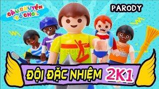 Đội Đặc Nhiệm 2k1 ( Parody - Phiên Bản Đồ Chơi ) - Cau Chuyen Do Choi