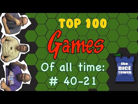 Best Games of all Time! - People's Choice 2014:  # 40 - # 21