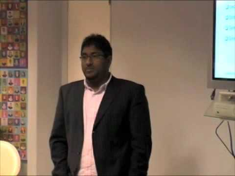 The Heavy Chef: Vinny Lingham: Raising capital for digital businesses: Part2
