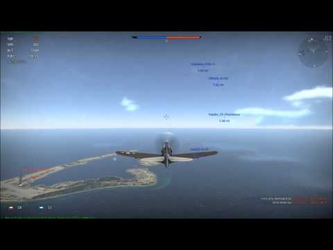 WarThunder - Airacobra 37mm Cannon - Not so good of a game - Read descritpion