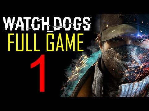 Watch Dogs Walkthrough - Part 1 40 minutes Gameplay
