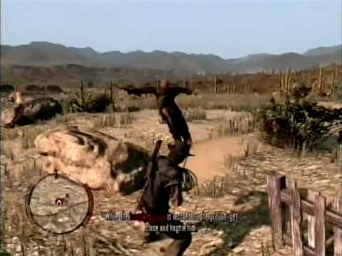 Red Dead Redemption - I need a hero