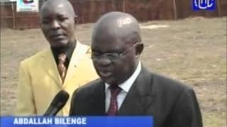 Aeroport ndjili: construction de la nlle tour de controle
