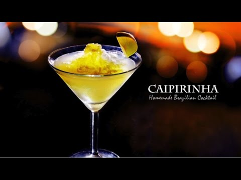 Food Processor Summer Recipe: Caipirinha