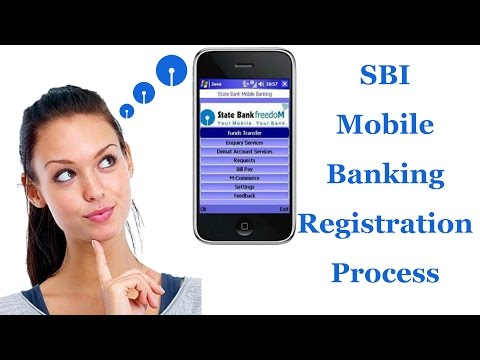 SBI Mobile Banking Registration Process | How to Activate Sate Bank Freedom