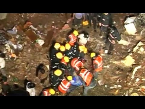 3 dead, many feared trapped in Thane building collapse