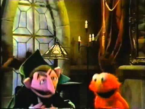 Elmo Says BOO! (video)