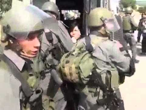 How he treats his occupying soldiers with Palestinian women