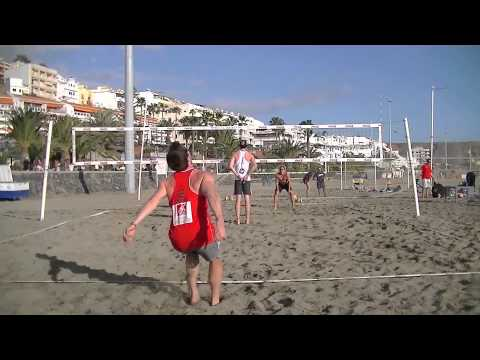 Water-to-Go Presents - Tenerife Training Camp with GBR Beach Volleyball Team Gregory/Sheaf