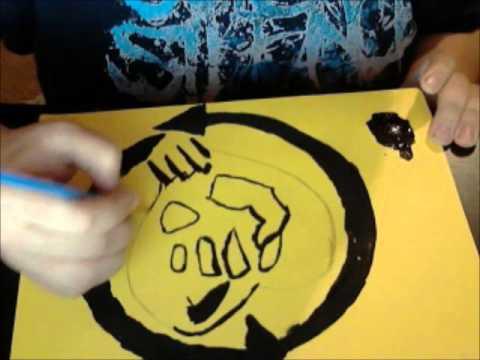 Rises Drawing Rise Against Drawing Symbol