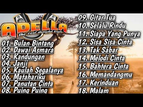 """Lagu Dangdut Koplo Terbaru 2020 By. Om. Adella Full Album Spesial Rhoma Irama """"cover"""""""