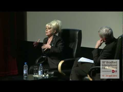 Barbara Windsor talks about the famous bikini scene in Carry On Camping at BIFF 2012