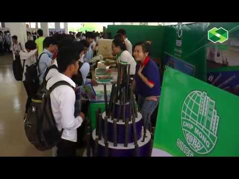 Science Day at Institute of Technology of Cambodia 07 05 2015