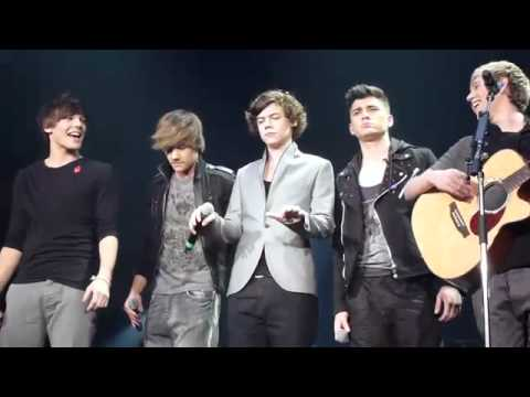 One Direction Grenade LOUIS GETS A SOLO