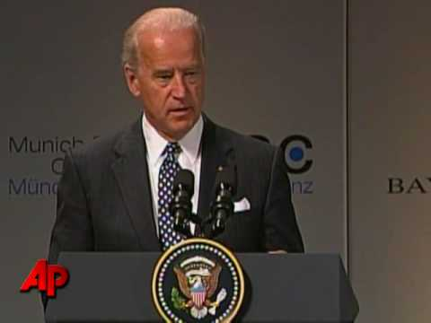 Biden Seeks to Mend Fences on European Visit