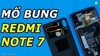 Tháo tung Redmi Note 7: Nhiều tấm tản nhiệt II Teardown Redmi Note 7