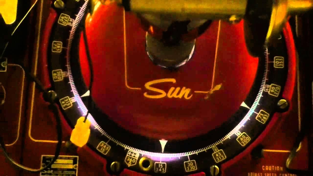 sun distributor machine