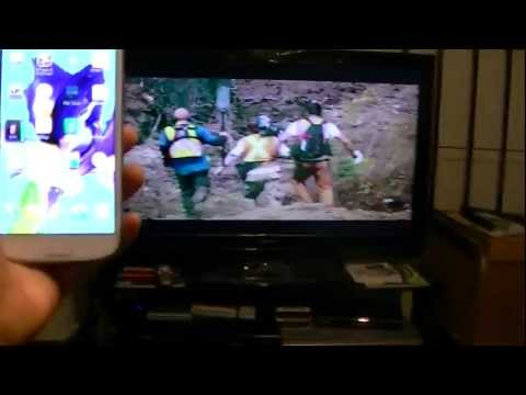 How To Stream Videos From Samsung Galaxy 3 to Xbox 360!!!