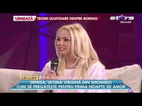 DENISA - INTERVIU (Emisiune 17.07.2014)