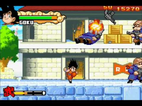 Dragon Ball Advanced Adventure Español guia 3/4