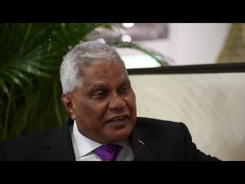 WTM 2016: P M Withana, chairman, Sri Lanka Tourism