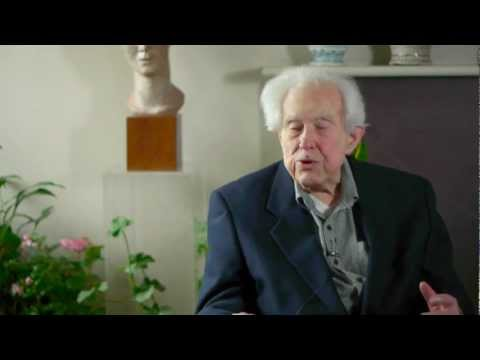 "Elliott Carter Discusses ""Two Controversies and a Conversation"""