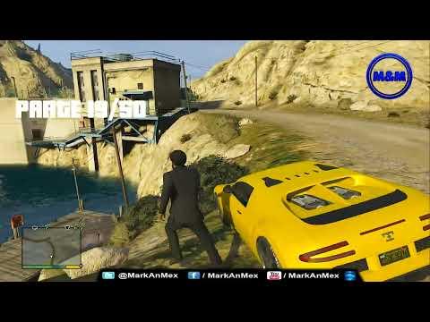 GTA 5 - Localización de las 50 Partes de Nave Espacial (GTA V)