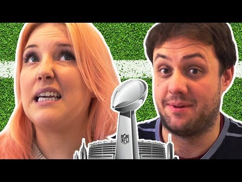 British People Try To Describe The Super Bowl