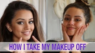 ROUTINE | How I Take My Makeup Off | Kaushal Beauty