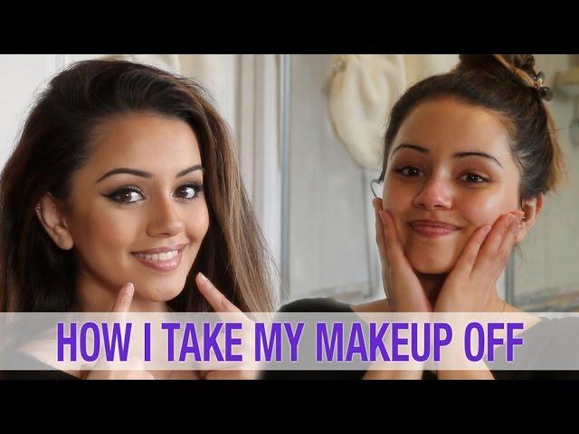 ROUTINE | How I Take My Makeup Off | Kaushal Beauty